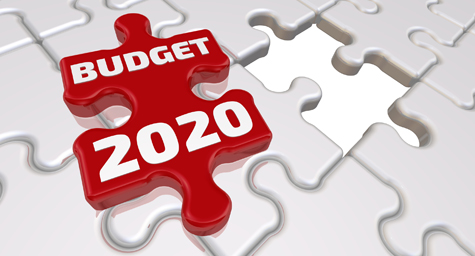 Budget 2020 – At a Glance, Overview, Outlook