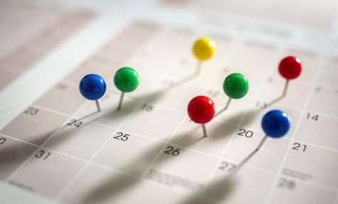 Key dates for the second JobKeeper extension period